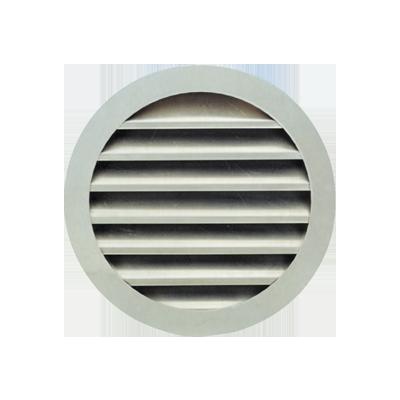 Grille de ventilation circulaire